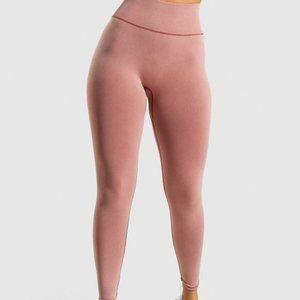 Gymshark Studio Leggings in Blush